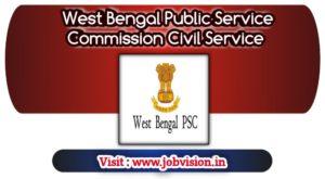West Bengal Public Service Commission Civil Service (Executive) Exam 2020