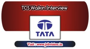TCS Walkin Interview 2019 | BA/B.Com/B.Sc/BBA/BBM | November 2019 | Apply online @ official website