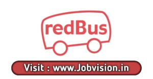 RedBus Walk-In Drive Hiring Freshers As Support Engineer For BE/B.TECH/BCA |Apply online @ official website