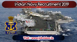 Indian Navy Recruitment 2019 - Apply Online 144 SSC Posts Apply online @ official website |last date to apply online 19.12.2019