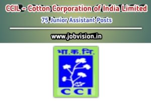 CCIL – Cotton Corporation of India Limited