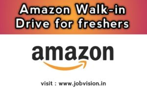 Amazon Walk-in Drive