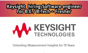Keysight off campus drive