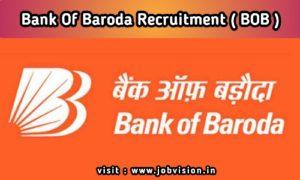 BOB - Bank of Baroda