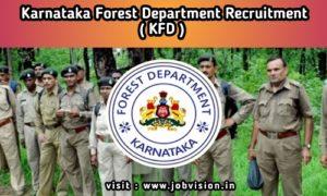 Karnataka Forest