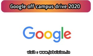 Google off campus