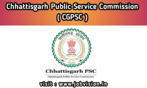 CGPSC Forest Service Recruitment