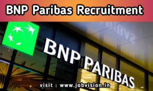 BNP Paribas Recruitment