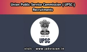 UPSC Exam Notification 2020