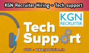kGn Recruiter Hiring