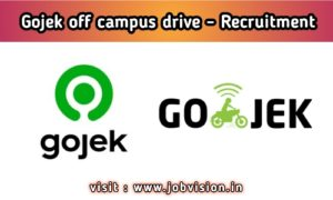 Gojek Off Campus Drive