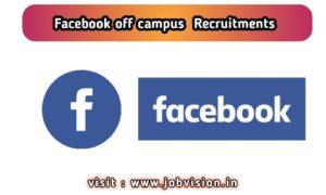 Facebook Recruitment