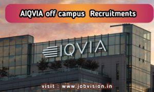 AIQVIA Off Campus Drive