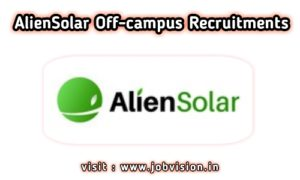AlienSolar Off Campus Drive