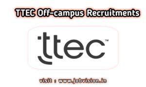 TTEC Off Campus Drive