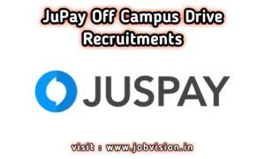 JusPay Off Campus Drive