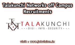 Talakunchi Networks