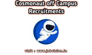 Cosmonaut Off Campus Drive