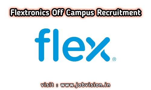 Flex Recruitment 2021