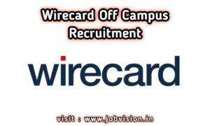 Wirecard Off Campus Drive