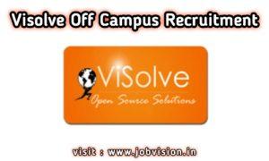 ViSolve Off Campus Drive