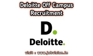 Deloitte Off Campus Drive