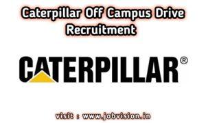 Caterpillar Recruitment