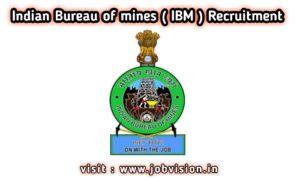 Indian Bureau of Mines