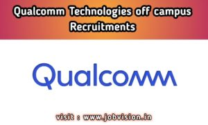 Qualcomm Technologies Off Campus Drive