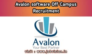 Avalon Software Off Campus