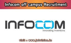 Infocom Off campus