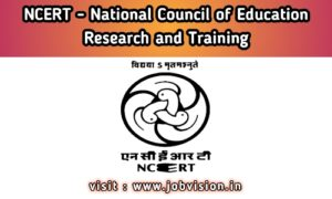 NCERT - National Council of Educational Research & Training