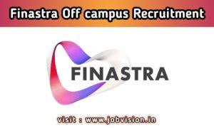 Finastra Hiring