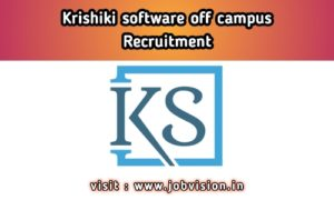 Koushiki Software Off Campus Drive