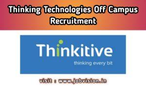 Thinkitive Technologies Off Campus
