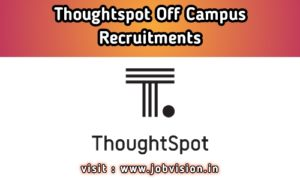 ThoughtSpot Off Campus Drive