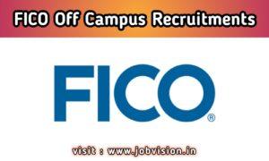 FICO Recruitment
