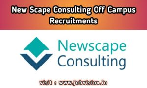 NewScape Consulting Off Campus
