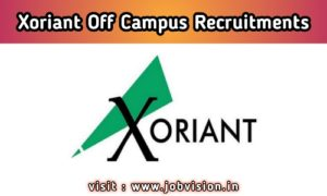 Xoriant Off Campus Drive