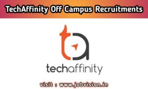 TechAffinity Off Campus Drive