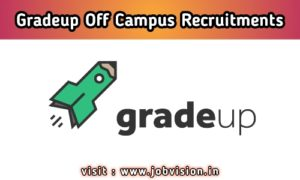 Gradeup Off Campus Drive