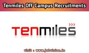 Tenmiles Recruitment
