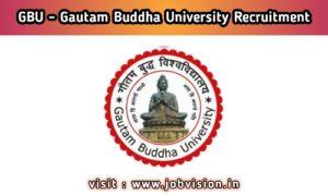 GBU - Gautam Buddha University