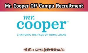 Mr.Cooper Off Campus Drive