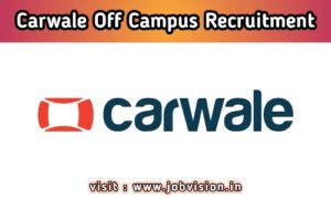 Carwale Off Campus Drive