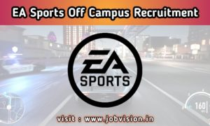 EA Sports Recruitment