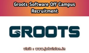 Groots Software Off Campus Drive
