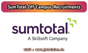 SumTotal Systems Off Campus Drive