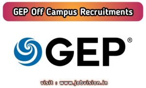 GEP Off Campus Drive