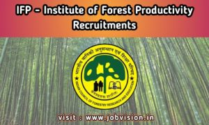 IFP - Institute of Forest Productivity